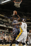 Charlotte Bobcats v Indiana Pacers: Kwame Brown and James Posey