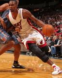 Charlotte Bobcats v Miami Heat: Chris Bosh