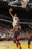 Miami Heat v Golden State Warriors: Monta Ellis and Dwayne Wade
