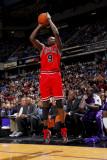 Chicago Bulls v Sacramento Kings: Luol Deng