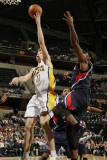 Atlanta Hawks v Indiana Pacers: Mike Dunleavy