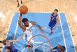 New York Knicks v Denver Nuggets: Nene