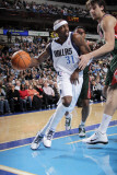 Milwaukee Bucks v Dallas Mavericks: Jason Terry and Andrew Bogut