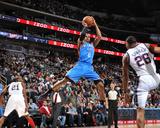 Oklahoma City Thunder v New Jersey Nets: Russell Westbrook