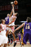 Los Angeles Lakers v Houston Rockets: Matt Barnes and Kevin Martin