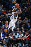 Golden State Warriors v Minnesota Timberwolves: Corey Brewer