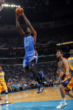 Oklahoma City Thunder v New Orleans Hornets: Jeff Green