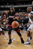Miami Heat v Dallas Mavericks: Dwyane Wade  Caron Butler and Shawn Marion