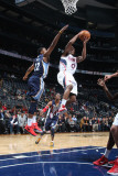 Memphis Grizzlies v Atlanta Hawks: Jeff Teague and Rudy Gay