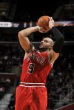 Chicago Bulls v Cleveland Cavaliers: Carlos Boozer