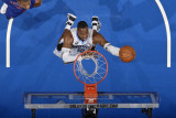 Detroit Pistons v Orlando Magic: Dwight Howard