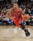 Chicago Bulls v Cleveland Cavaliers: Derrick Rose