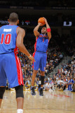 Detroit Pistons v Golden State Warriors: Tracy McGrady