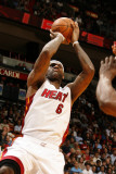 Washington Wizards v Miami Heat: LeBron James