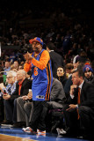 Boston Celtics v New York Knicks: Spike Lee