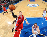Los Angeles Clippers v Philadelphia 76ers: Blake Griffin and Spencer Hawes
