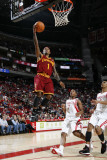 Cleveland Cavaliers v Houston Rockets: Daniel Gibson and Kyle Lowry