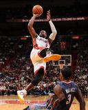 Charlotte Bobcats v Miami Heat: Dwyane Wade