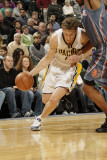 Charlotte Bobcats v Indiana Pacers: Mike Dunleavy