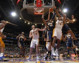Indiana Pacers v Los Angeles Lakers: Ron Artest