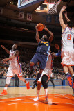 Denver Nuggets v New York Knicks: Ty Lawson and Ronny Turiaf