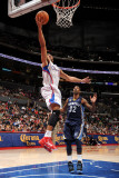 Memphis Grizzlies v Los Angeles Clippers: Eric Gordon and OJ Mayo