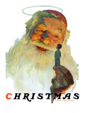 &quot;Christmas  1927&quot; (King Kong Santa)  December 3 1927