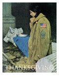 """Refugee Thanksgiving""  November 27 1943"