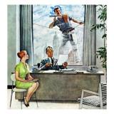 """Window Washer""  September 17 1960"