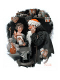 &quot;Playing Santa&quot;  December 9 1916