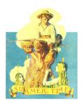 """""""Summertime  1933""""  August 5 1933"""