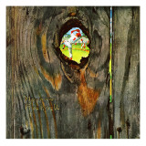 """Knothole Baseball"", August 30,1958 Giclée par Norman Rockwell"
