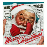 &quot;Santa&#39;s in the News&quot;  December 26 1942