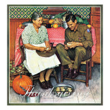 &quot;Home for Thanksgiving&quot;  November 24 1945