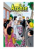 Archie Comics Cover: Archie No601 Archie Marries Veronica: The Wedding