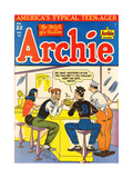 Archie Comics Retro: Archie Comic Book Cover 22 (Aged)