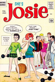 Archie Comics Retro: She&#39;s Josie Comic Book Cover 1 (Aged)