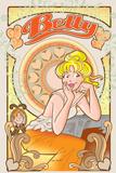 Archie Comics Cover: Betty No185