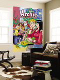 "Archie Comics Cover: Archie No602 Archie Marries Veronica: ""It's Twins"""