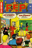 Archie Comics Retro: Pep Comic Book Cover 291 (Aged)