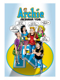 Archie Comics Cover: Archie No587 Freshman Year