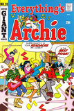 Archie Comics Retro: Everything's Archie Comic Book Cover No20 (Aged)