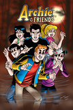 Archie Comics Cover: Archie & Friends No147 Twilite Part 2