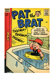 Archie Comics Retro: Pat the Brat Comic Book Cover 16 (Aged)