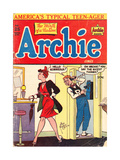 Archie Comics Retro: Archie Comic Book Cover 25 (Aged)