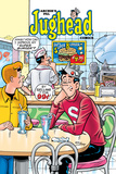 Archie Comics Cover: Jughead No198 Pop's Super Burger