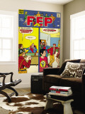 Archie Comics Retro: Pep Comic Book Cover No265 (Aged)