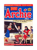 Archie Comics Retro: Archie Comic Book Cover 34 (Aged)