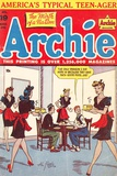 Archie Comics Retro: Archie Comic Book Cover 19 (Aged)