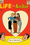 Archie Comics Retro: Life with Archie Comic Book Cover 1 (Aged)